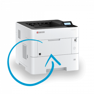 kyocera ecosys p3155dn stampac