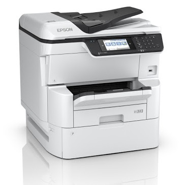 epson workforce pro wf-c878 fotokopir aparat u boji